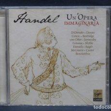 CDs de Música: HANDEL - UN´OPERA IMMAGINARIA - CD. Lote 207219400