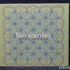 CDs de Música: NEOCANTES - MOROS Y CRISTIANOS - CD. Lote 207220102