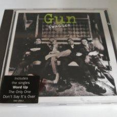 CDs de Música: CD DE GUN SWAGGER. Lote 207225496