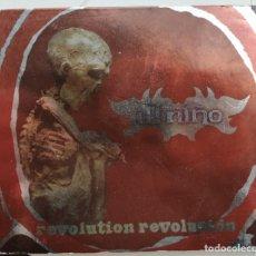 CDs de Música: ILL NIÑO - REVOLUTION REVOLUCIÓN (CD, ENH, DIG) (ROADRUNNER RECORDS) RR 8497-5. Lote 207225858