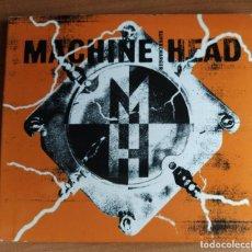 CDs de Música: MACHINE HEAD - SUPERCHARGER (CD, ALBUM, LTD, DIG) (ROADRUNNER RECORDS) 12 085005. Lote 207225935
