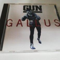 CDs de Música: CD DE GUN GALLUS. Lote 207226095