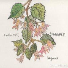 CDs de Música: CAITLIN CARY & THAD COCKRELL – BEGONIAS - OFERTA 3X2 - NUEVO Y PRECINTADO. Lote 207230107