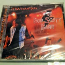 CDs de Música: THE BON SCOTT BAND ----- IF YOU WANT BON. Lote 207230266