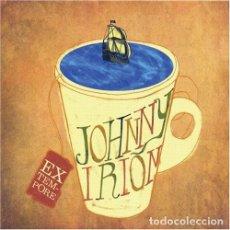 CDs de Música: JOHNNY IRION – EX TEMPORE - OFERTA 3X2 - NUEVO Y PRECINTADO. Lote 207233202