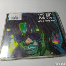 CDs de Música: CD/ SINGLE - ICE MC – IT'S A RAINY DAY - BNCD 545 - 6 TEMAZOOSSS!!. Lote 207239633