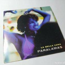 CDs de Música: CD/ SINGLE - PARALAMAS – LA BELLA LUNA - 12 2816 2 (+ ENTREVISTA) ( CARTON). Lote 207241673