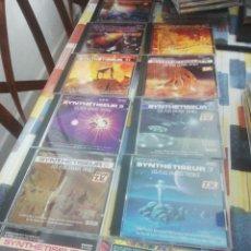 CDs de Música: 11 CD'S SYNTHETISEUR. Lote 207251731