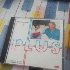 CDs de Música: JAMES LAST / ASTRUD GILBERTO CD PLUS. Lote 207252072