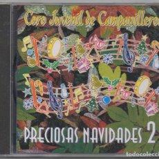 CDs de Música: CORO JUVENIL DE CAMPANILLEROS - PRECIOSAS NAVIDADES 2 / CD ALBUM / MUY BUEN ESTADO RF-6033. Lote 207258670