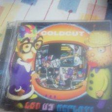 CDs de Música: COLDCUT CD LET US REPLAY!. Lote 207259036