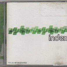CDs de Música: INDEX - TELE - SYNCHRO / CD ALBUM / MUY BUEN ESTADO RF-6039. Lote 207259208