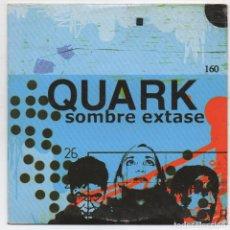 CDs de Música: QUARK - SOMBRE EXTASE / FUNDA DE CARTON / CD ALBUM DEL 2003 / MUY BUEN ESTADO RF-6041. Lote 207259311