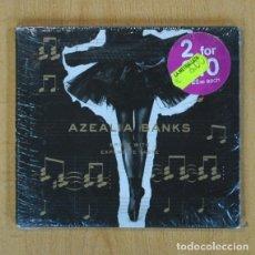 CDs de Música: AZEALIA BANKS - BROKE WITH EXPENSIVE TASTE - CD. Lote 207261421