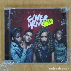 CDs de Música: COVER DRIVE - BAJAN STYLE - CD. Lote 207261632