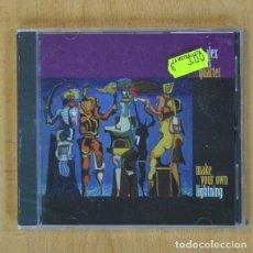 CDs de Música: ALEX WEISS QUARTET - MAKE YOUR OWN LIGHTNING - CD. Lote 207261742