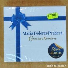 CDs de Música: MARIA DOLORES PRADERA - GRACIAS A VOSOTROS - CD. Lote 207261832