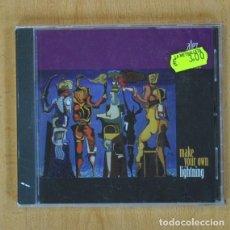 CDs de Música: ALEX WEISS QUARTET - MAKE YOUR OWN LIGHTNING - CD. Lote 207261932
