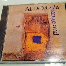 CDs de Música: AL DI MEOLA ----- ORANGE AND BLUE ----- 1994. Lote 207267043