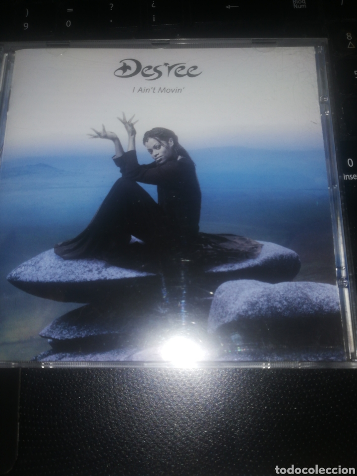CD DES'REE – I AIN'T MOVIN' (Música - CD's Jazz, Blues, Soul y Gospel)