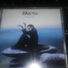 CDs de Música: CD DES'REE – I AIN'T MOVIN'. Lote 207275908