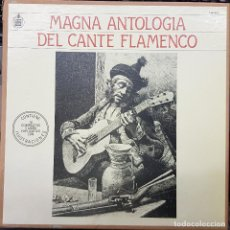 CDs de Música: NUEVA ANTOLOGIA DEL ARTE FLAMENCO - 10 CD + LIBRETO - HISPAVOX. Lote 207279663