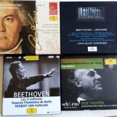 CDs de Música: LOTE DE 103 CDS DE MÚSICA CLÁSICA (DE DIFERENTES ÉPOCAS Y ESTILOS).. Lote 143851742
