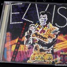 CDs de Música: ELVIS PRESLEY -ALWAYS ON MY MIND - CD RCA PCD1-5430 / 1ª EDICION USA 1985. Lote 206984992
