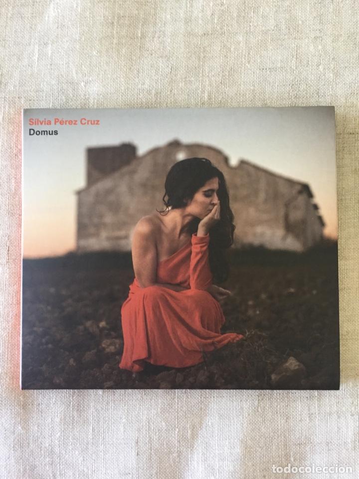DOMUS- SILVIA PÉREZ. CANCIONES DE LA PELÍCULA CERCA DE TU CASA. (Música - CD's Jazz, Blues, Soul y Gospel)