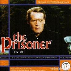 CDs de Música: THE PRISONER [FILE #1] - OFERTA 3X2 - NUEVO Y PRECINTADO. Lote 207283347