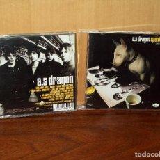 CDs de Música: A.S. DRAGON SPANKED - CD 12 CANCIONES. Lote 207289910