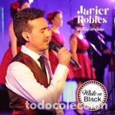 CDs de Música: JAVIER ROBLES - WHITE ON BLACK. Lote 207290993
