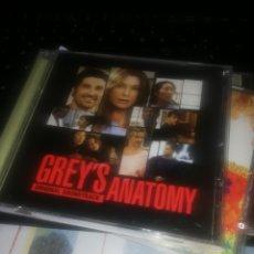 CDs de Música: GREY´S ANATOMY CD. Lote 207295508