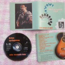 CDs de Música: BRUCE SPRINGSTEEN THE ARMS OF GOD - SOLO ACOUSTIC TOUR 2 CD. Lote 207297073