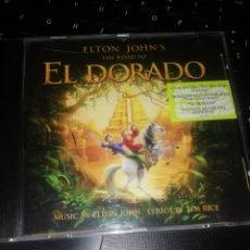 CDs de Música: ELTON JOHN CD EL DORADO. Lote 207289045