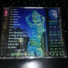 CDs de Música: 2 CD VVAA ESTA NOCHE CRUZAMOS EL MISSISSIPI. Lote 207289271