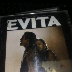 CDs de Música: CD BANDA SONORA EVITA (MADONNA). Lote 207289778