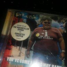 CDs de Música: FATBOY SLIM CD YOU´VE A LONG WAY BABY. Lote 207293373