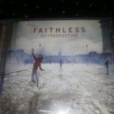 CDs de Música: CD FAITHLESS – OUTROSPECTIVE. Lote 207293657