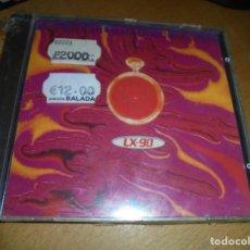 CDs de Música: RAR CD LX-90. ONE REVOLUTION PER MINUTE. MADE IN SPAIN. PRECINTADO. SEALED. Lote 207301055