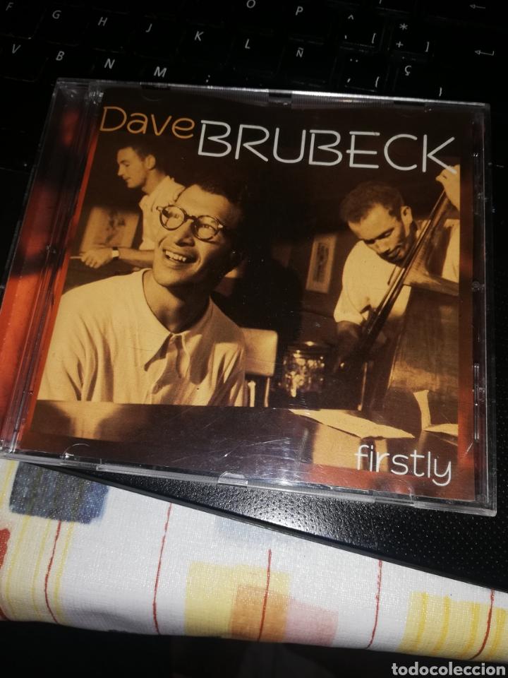 DAVE BRUBECK / CD / FIRSTLY / JAZZ (Música - CD's Jazz, Blues, Soul y Gospel)