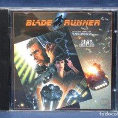 CDs de Música: BLADE RUNNER - BANDA SONORA - CD. Lote 207309483