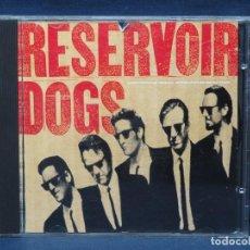 CDs de Música: RESRVOIR DOGS - BANDA SONORA - CD. Lote 207309648