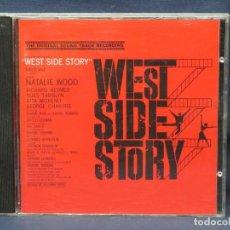 CDs de Música: WEST SIDE STORY - BANDA SONORA - CD. Lote 207315273