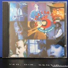 CDs de Música: EL TECI LA TECA 5, CD POP ROCK. Lote 207317295