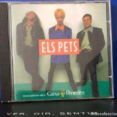 CDs de Música: ELS PETS CD POP ROCK. Lote 207317647