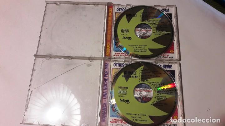 CDs de Música: CD ROMANCES - 2 CDS - AÑOS 2000-2001 - Foto 7 - 207345500