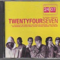 CDs de Música: TWENTYFOUR SEVEN / CD ALBUM DE 1998 / MUY BUEN ESTADO RF-6073. Lote 207355303