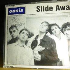 CDs de Música: OASIS SLIDE AWAY CD SINGLE PROMO BRIT AWARDS 1995. Lote 207373222