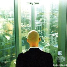 CDs de Música: DOBLE CD ALBUM: MOBY - HOTEL - 26 TRACKS - MUTE RECORDS - AÑO 2005. Lote 207381603